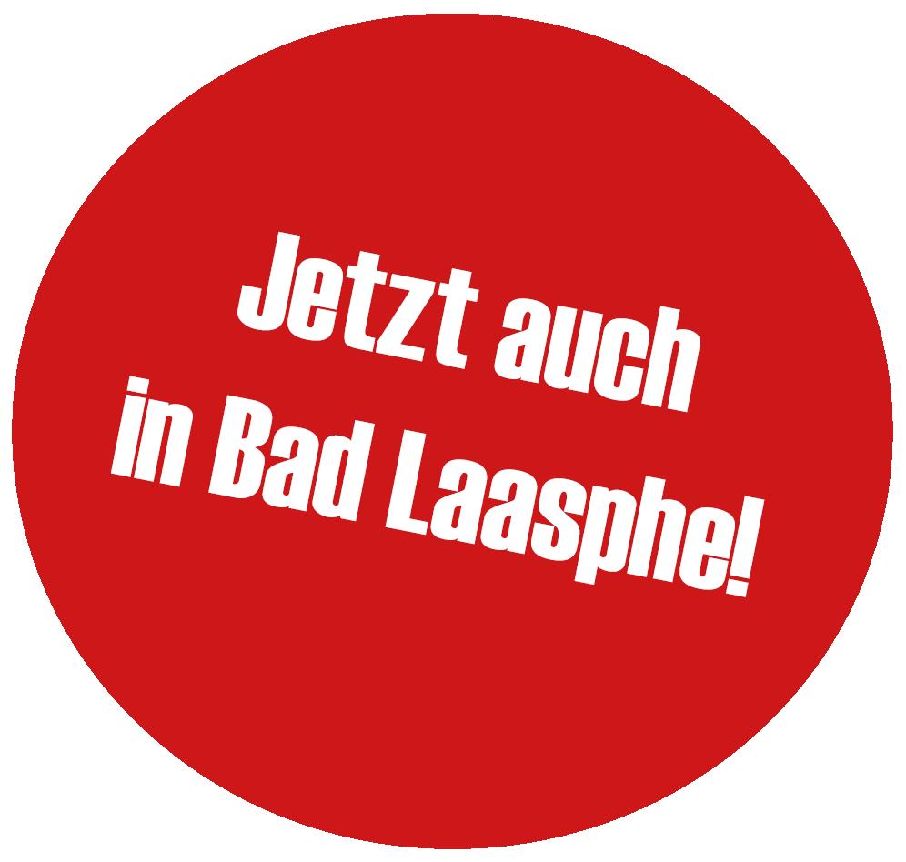 Jetzt auch in Bad Laasphe!